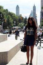 pull&bear t-shirt - Zara skirt