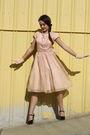 Pink-wallflower-vintage-dress