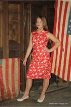 red Wallflower Vintage dress