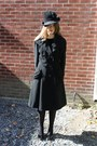 Black-wallflower-vintage-coat-black-vintage-1960s-wallflower-vintage-hat