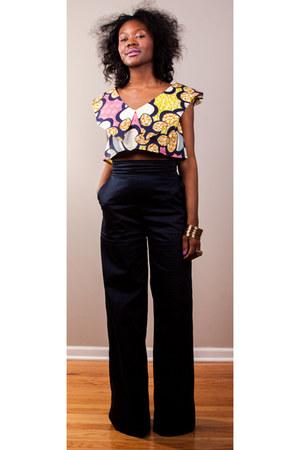 Wanda Grace top - Wanda Grace pants