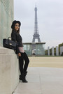 Vintage-boots-forever-21-hat-h-m-jacket-bcbg-max-azria-leggings