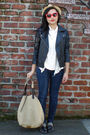 Emanuel-ungaro-blouse-urban-outfitters-jacket