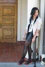 Enzo-angiolini-shoes-zinc-jacket-homemade-t-shirt