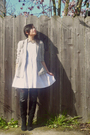Dsw-boots-vintage-blazer