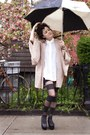 Light-pink-vintage-jacket-black-american-apparel-tights-black-flatforms-won-