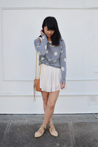 asos shoes - f21 sweater