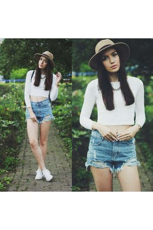 jeans Sheinside shorts