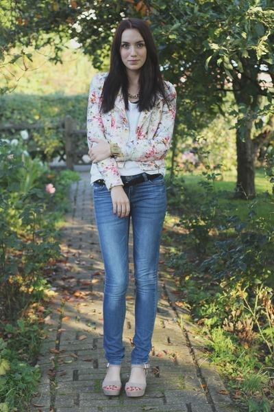 casual Zara blazer