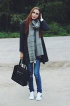 casual asos scarf