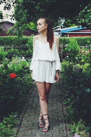 casual playsuit dress