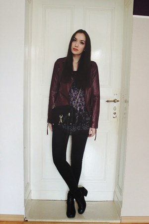 casual Zara blouse