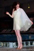Julie Brown dress - Jimmy Choo heels - YSL ring