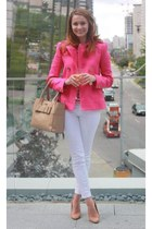Juicy Coutue jacket - 7 for all mankind jeans - Juicy Couture shirt