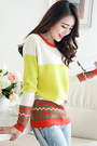 Fashiontrend-sweater
