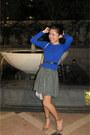 Ivory-fringe-tassel-h-m-bag-blue-crop-top-aland-top-black-zara-skirt