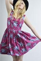 pink Yayer Vintage dress