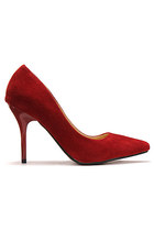 YOINS Pointed High Heels In Red