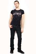 vivienne westwood t-shirt - Zara pants