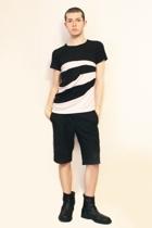 Npfeel shirt - Vintage London shorts - shoes