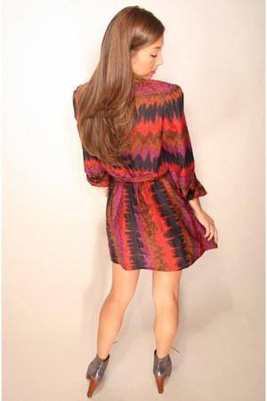 print YO VINTAGE dress