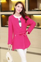 Crocheted Korean Coat Waist Tie YRB0296