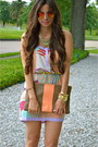 Bubble-gum-printed-dress-naaz-boutique-dress-camel-jeffrey-campbell-shoes