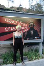 Grace Jones= Amazing!