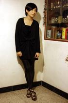 AVEC homme blouse - leggings - puzzle shoes