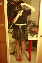 j-honey jacket - Baby Jane belt - skirt - vivienne westwood shoes
