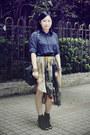 Chapel-shirt-rubi-bag-katie-judith-wedges-skirt-zippers-bracelet-cross