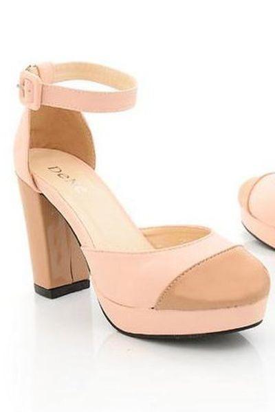 Mancienne heels