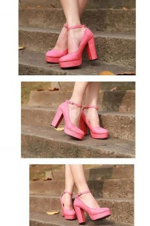 Mancienne pumps