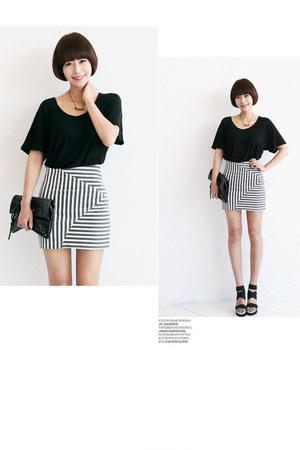 NANING9 skirt