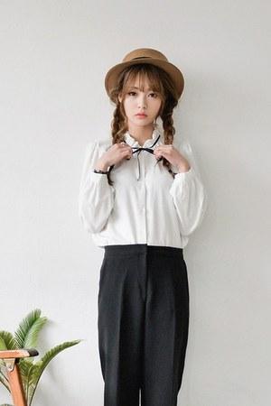 ivory JUSTONE blouse