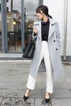 gray OZNARA coat