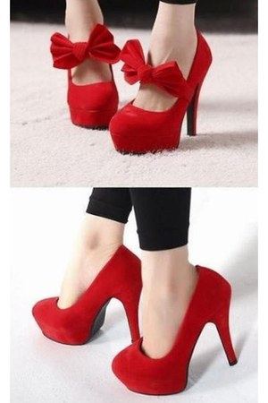 YesStyle Mancienne pumps