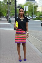 Premise skirt - Gap bag - Aldo heels