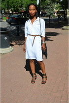 Gap dress - hm sandals