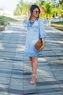 Sky-blue-chambray-burlington-dress-tawny-etsy-bag