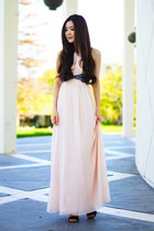 light pink prom Little Mistress dress