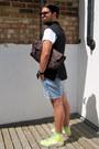 Diy-blazer-diy-shorts-new-look-t-shirt