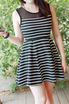 striped dress dress