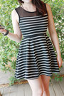 Striped-dress-dress