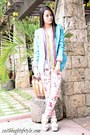 Monkee-business-blazer-floral-july-pants-stylistaph-accessories