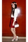 Neutral-call-it-spring-bag-brick-red-velvet-tangerine-skirt