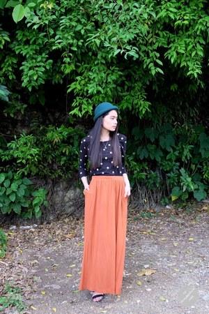 maxi H&M skirt