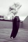 Black-lucky-18-pants-white-stylestalker-t-shirt