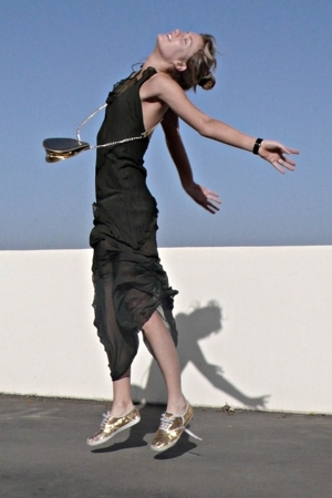 silk maxi jumping