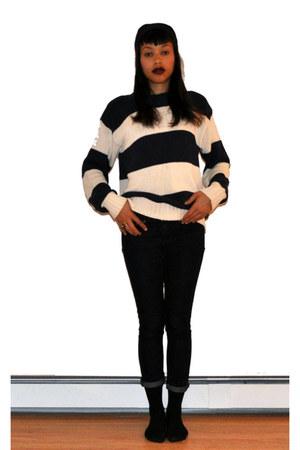 stripes cotton Vintage Gap sweater
